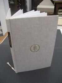 Celoplátěná knižní vazba