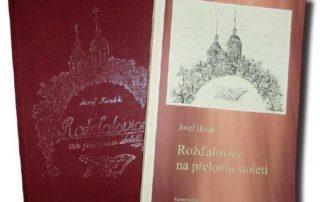 kniha Josef Horák: Rožďalovice na přelomu století