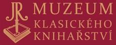 Muzeum knihařství Logo