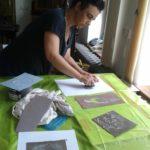 workshop linoryt - tisk