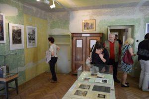 Výstava Legionáři v ilustracích