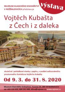 Vojtěch Kubašta - výstava prostorové tvorby