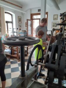 Tvořivá dílna pro cyklisty 2